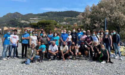 Domenica una giornata di pulizia del mare e svago nell'area protetta di Capo Mortola