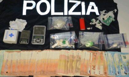 Due arresti per detenzione di stupefacenti a Imperia