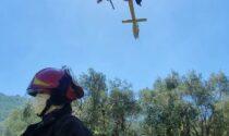 Ragazza cade sulle alture di Rocchetta trasportata al Santa Corona