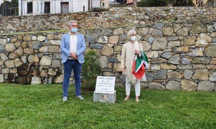 """Inaugurato il primo """"Giardino dei Giusti""""  a Coldirodi"""