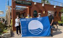 Ottava Bandiera Blu per Santo Stefano al Mare