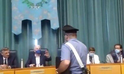 """Pattuglia allontanata da aula consiliare Imperia, sindacato carabinieri: """"Non spettava al sindaco intervenire"""""""