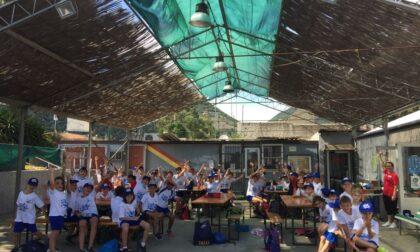 Partita la nuova edizione dell'Educamp Asd Ginnastica Riviera dei Fiori