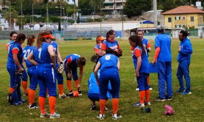 Sanremese Softball: a Pian di Poma la seconda giornata di serie B