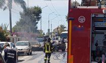 Il tragico schianto di Sanremo: poliziotto operato a entrambi i femori è in prognosi riservata