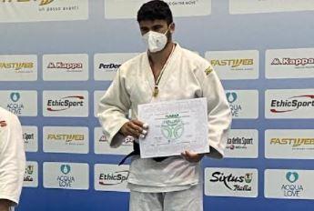 Lorenzo Rossi oro alla finale nazionale Juniores di Judo