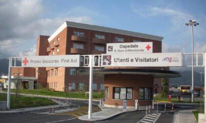 L'ospedale di Albenga covid fre
