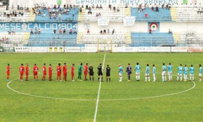Sanremese Calcio vince in casa col Chieri 4-3