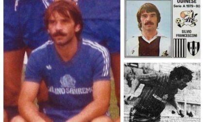 E' morto l'ex centrocampista della Sanremese Francesconi