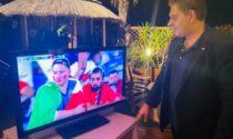 Vittoria dell'Italia sulla Turchia è bufera sull'esultanza di Toti