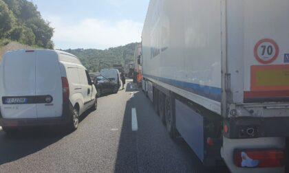Riapre completamente da sabato il tratto Genova Aeroporto-Prà