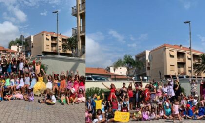 """Festa in maschera al grido """"Noi siamo il futuro"""" per i bimbi del centro estivo"""