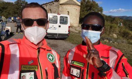 Il volontario Yoro Diatta lascia la Croce Bianca, il saluto del presidente