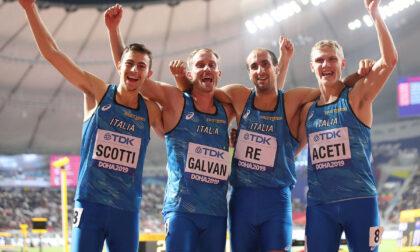 Davide Re alle Olimpiadi: ecco tutte le gare