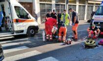 Due pedoni investiti a San Bartolomeo e Cervo, grave una donna e allertato l'elicottero