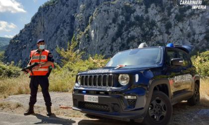Malore in mountain bike, 50enne salvato dai Carabinieri