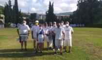 Bellissima giornata di sport sul campo degli arcieri San Bartolomeo
