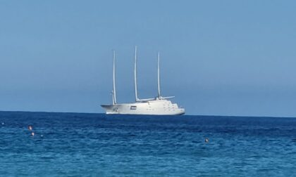 A Sanremo il super yacht più costoso del mondo