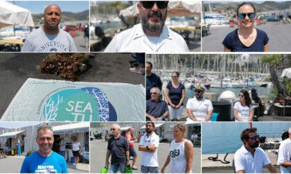 Pulizia sottomarina con il progetto Sea-Ty