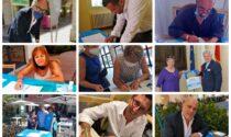 """E' terminata la campagna """"plastic free"""" dell'Unicef: la firma dei sindaci imperiesi per una legge regionale"""