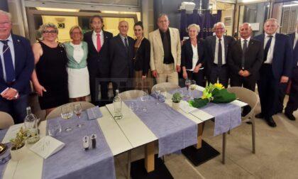 A Bordighera si è aperto l'anno lionistico del Capo Nero Host