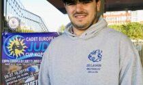 Lorenzo Rossi quinto all'European Cup di Coimbra