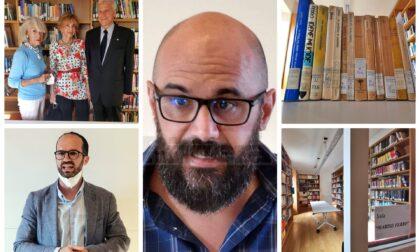 In biblioteca a Ventimiglia inaugurata la sala dedicata alla scrittrice Marise Ferro