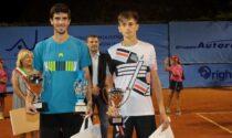 Si ferma in finale il sogno di Matteo Arnaldi (Tennis Sanremo), rivelazione del 37° Memorial Fontana