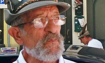 E' morto Siro Biamonti storico alpino di Vallecrosia