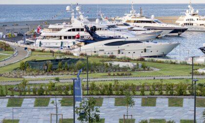 Oggi il primo giorno di apertura al pubblico del porto di Venitmiglia