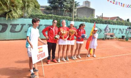 La Russia conquista a Sanremo il titolo di Campione d'Europa di Tennis U14 femminile