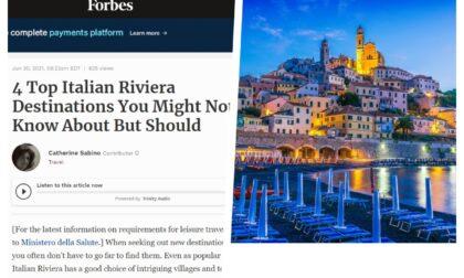 Il borgo di Cervo finisce sulla prestigiosa rivista Forbes tra i 4 luoghi da visitare
