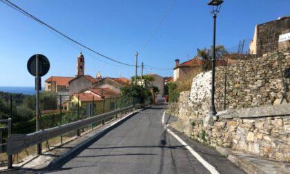 Riaperta via Chiappa in borgata San Simone