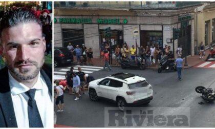 Un anno fa il drammatico incidente in moto: Igor Cassini di Dolceacqua ringrazia i medici