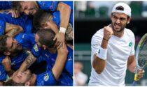 Wimbledon e Wembley: una domenica di orgoglio italiano