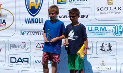 Equipaggio del Sanbàrt trionfa al Summer Meeting di Gargnano