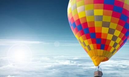 Volo in mongolfiera alla scoperta di Pigna