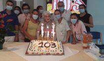 Maria Ciccolunghi spegne 103 candeline