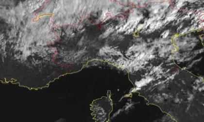Pioggia record in Liguria a Castel Vittorio: scesi 31,4 millimetri in un'ora
