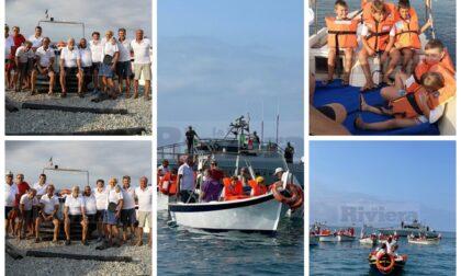 """La """"Giornata del Bambino"""" in barca con il Circolo Nautico di Ventimiglia"""