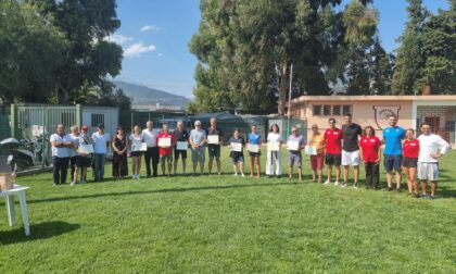 Festa per la 2ªedizione dell' Educamp Taggia&Valleargentina