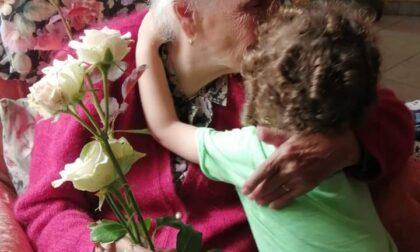 Nonna Renata spegne 101 candeline