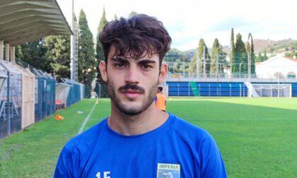 Gennaro De Simone firma con l'Imperia Calcio