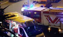 Grave incidente in via Duca degli Abruzzi, due feriti