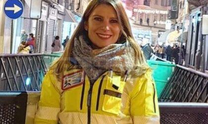 Travolta da un camion: fuori pericolo di vita la presidente della Croce Azzurra Monica Brenna
