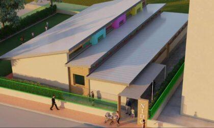 Il ministero dell'Interno ha finanziato il nuovo asilo nido di Camporosso. I rendering