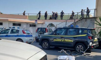 Rissa tra Santa Tecla e Il Porto vecchio, massiccio intervento di forze dell'ordine