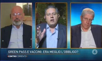 """Toti favorevole all'obbligo """"Chi non si vaccina limita la nostra libertà"""""""