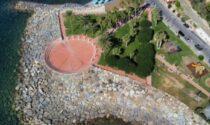 Terminati i lavori di riqualificazione per il parco della Rabina