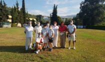 Archery club di Ventimiglia trionfa a San Bartolomeo